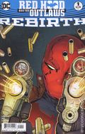 Red Hood and The Outlaws Rebirth (2016) 1A