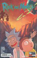 Rick and Morty (2015 Oni Press) 16A