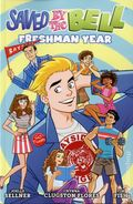 Saved by the Bell Freshman Year TPB (2016 Lion Forge) 1-1ST