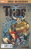 True Believers Mighty Thor Strongest Viking There Is (2016) 1