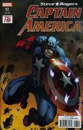 Captain America Steve Rogers (2016) 3D
