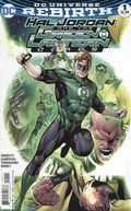 Hal Jordan and The Green Lantern Corps (2016) 1A