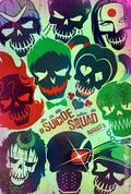 Suicide Squad Movie Poster (2016 DC) ITEM#3