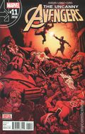 Uncanny Avengers (2015 Marvel 3rd Series) 11A
