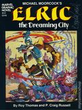 Elric The Dreaming City GN (1982 Marvel) 1S-1ST
