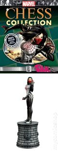 Marvel Chess Collection (2014- Eaglemoss) Figure and Magazine #077
