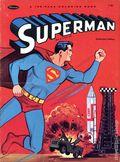 Superman Coloring Book SC (1965-1980 Whitman) #1181