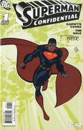 Superman Confidential (2006) 1DFSIGNED