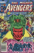 Avengers (1963 1st Series) Canadian Price Variant 243