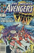 Avengers (1963 1st Series) Canadian Price Variant 247