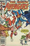 Avengers (1963 1st Series) Canadian Price Variant 248