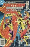 Firestorm (1982 2nd Series) Canadian Price Variant 17