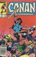 Conan the Barbarian (1970 Marvel) Canadian Price Variant 171