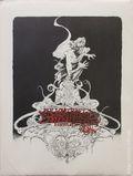 H.P. Lovecraft's The Dream-Quest of Unknown Kadath Portfolio (1978) Tom Sutton NN