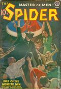 Spider (1933-1943 Popular Publications) Pulp Jun 1939