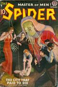 Spider (1933-1943 Popular Publications) Pulp Sep 1938