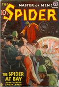 Spider (1933-1943 Popular Publications) Pulp Oct 1938