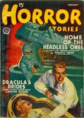 Horror Stories (1935-1941 Popular) Pulp Vol. 10 #4