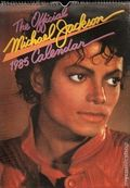 Official Michael Jackson 1985 Calendar (1984 Wallaby Books) ITEM#1