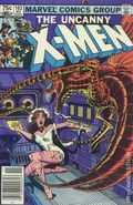 Uncanny X-Men (1963 1st Series) Canadian Price Variant 163