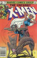 Uncanny X-Men (1963 1st Series) Canadian Price Variant 165