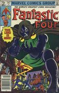 Fantastic Four (1961 1st Series) Canadian Price Variant 247
