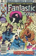 Fantastic Four (1961 1st Series) Canadian Price Variant 248