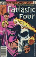 Fantastic Four (1961 1st Series) Canadian Price Variant 257