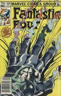 Fantastic Four (1961 1st Series) Canadian Price Variant 258