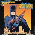 World's Finest Superman and Batman 1990 Calendar (1989 Design Look) 16-Month Edition YR-1990