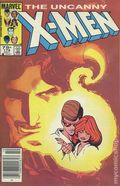 Uncanny X-Men (1963 1st Series) Canadian Price Variant 174