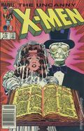 Uncanny X-Men (1963 1st Series) Canadian Price Variant 179