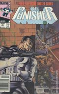 Punisher (1986 1st Series) Canadian Price Variant 2