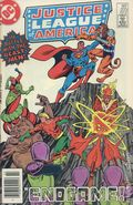 Justice League of America (1960 1st Series) Canadian Price Variant 223