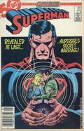 Superman (1939 1st Series) Canadian Edition 415