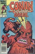 Conan the Barbarian (1970) Annual Canadian Price Variant 9