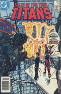 New Teen Titans (1980) (Tales of ...) Canadian Price Variant 41
