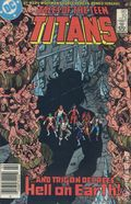 New Teen Titans (1980) (Tales of ...) Canadian Price Variant 62