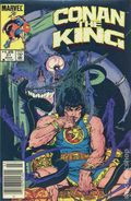Conan the King (1980) Canadian Price Variant 21