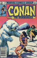 Conan the Barbarian (1970 Marvel) Canadian Price Variant 145