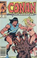 Conan the Barbarian (1970 Marvel) Canadian Price Variant 161