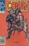 Conan the Barbarian (1970 Marvel) Canadian Price Variant 163
