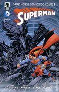 Dark Horse Comics/DC Comics: Superman TPB (2016) Featuring Aliens/Madman/Tarzan 1-1ST