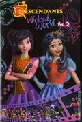 Descendants Wicked World Wish Cinestory Comic GN (2016 Joe Books) Disney 2-1ST