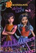 Descendants Wicked World Wish Cinestory Comic GN (2016 Joe Books) Disney 2-1ST
