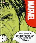 Marvel Absolutely Everything You Need to Know HC (2016 DK) 1-1ST