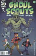 Ghoul Scouts Night of the Unliving Undead (2016) 3A