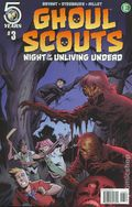 Ghoul Scouts Night of the Unliving Undead (2016) 3B
