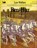 Illustrated Classic Editions: Ben-Hur PB (1983 Moby Books) By Lew Wallace 1-1ST