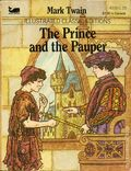 Illustrated Classic Editions: The Prince and the Pauper PB (1983 Moby Books) By Mark Twain 1-1ST